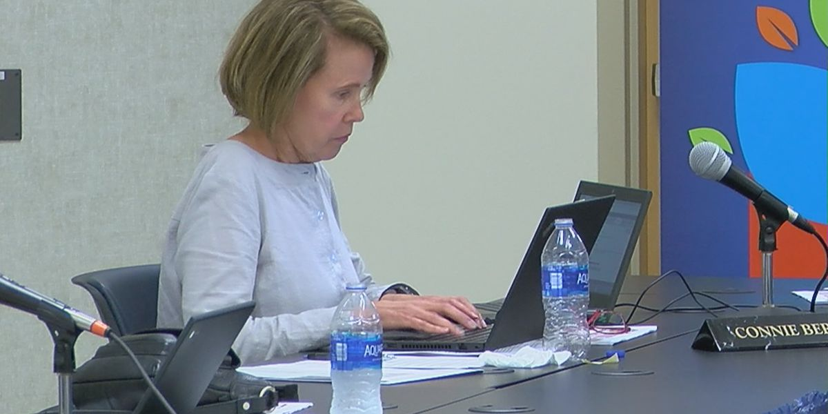 EBR school board president calls for Connie Bernard to resign