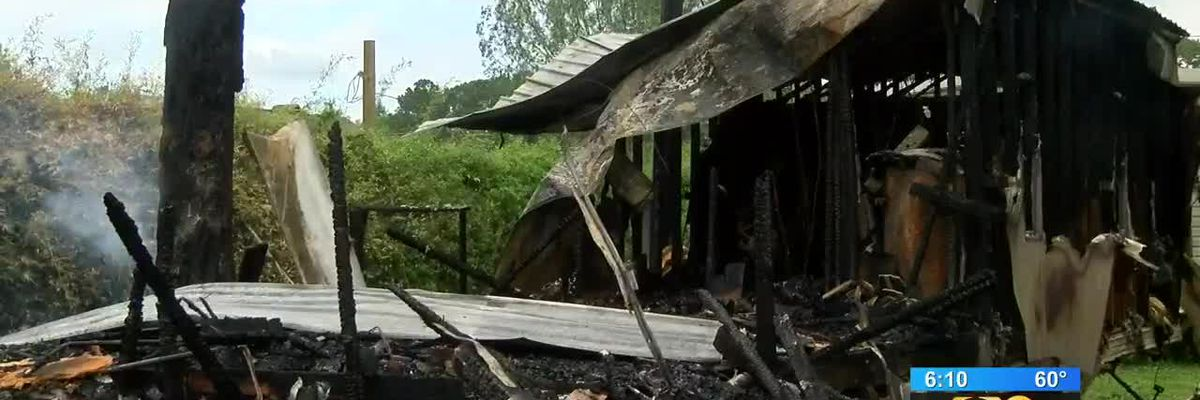 Family asking for help after losing everything in fire