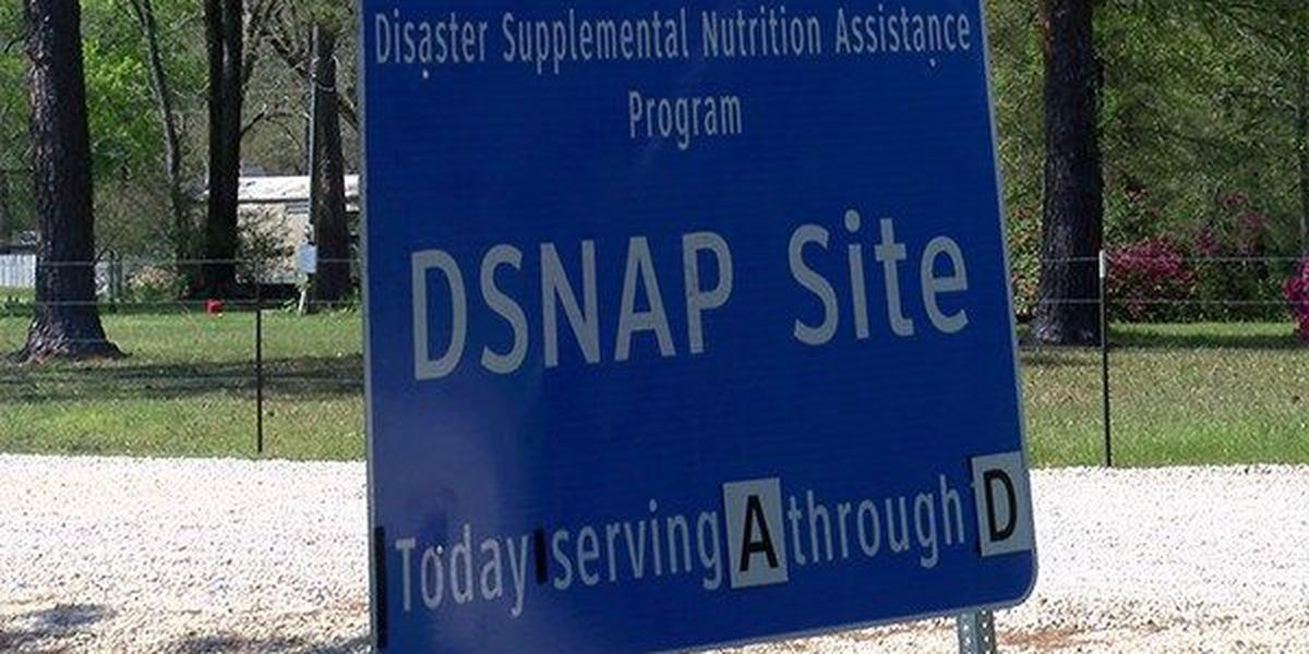 DSNAP sites approved for four more parishes