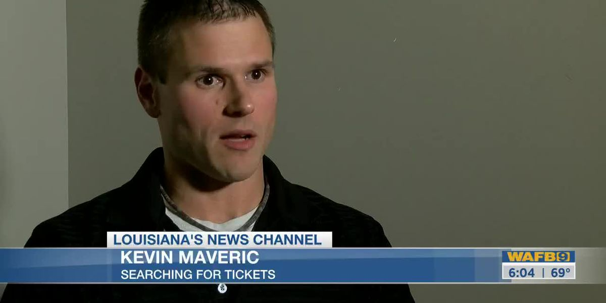 Scamming the Scammer: How an LSU fan turned the tables on someone trying to sell fake tickets