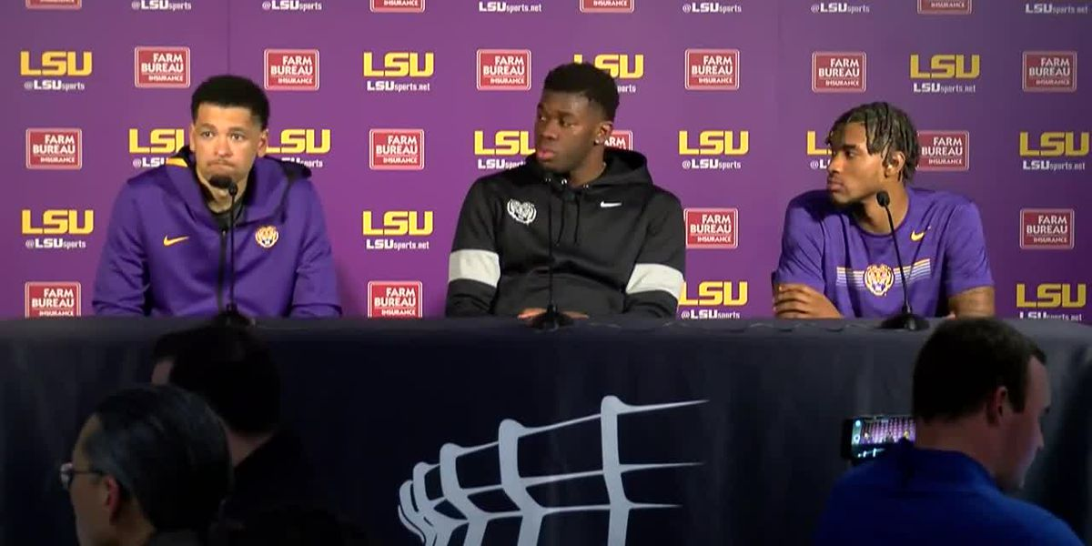 POST GAME: Skylar Mays, Darius Days, Charles Manning Jr