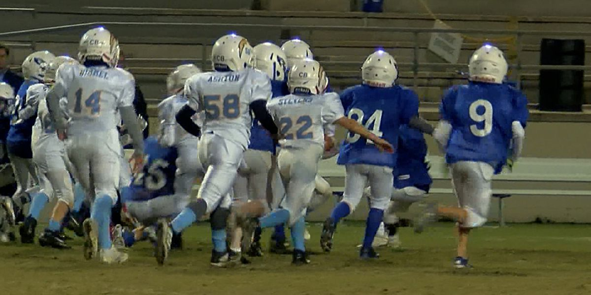 Southdowns Chargers defeat Mid City Blue Jays to win Catholic League Youth Championship