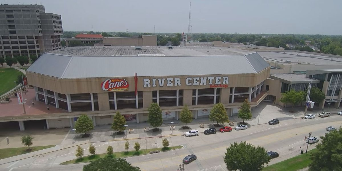 Raising Cane's River Center launches new clear bag policy