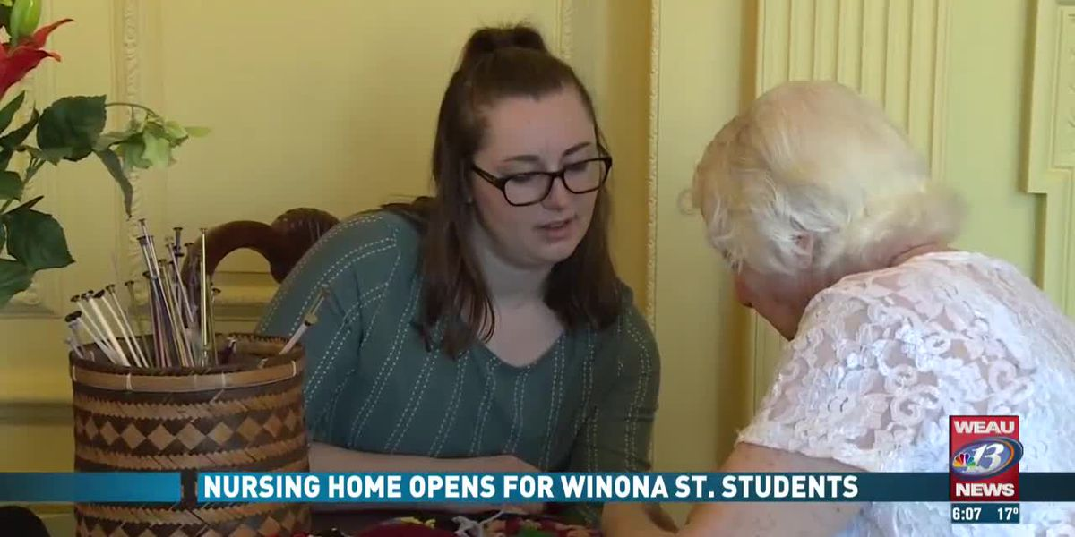Nursing home opens for students. (Source: WEAU)