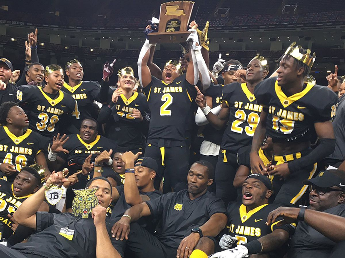 SCORE UPDATES: 2019 Allstate Sugar Bowl/LHSAA Football State Championships
