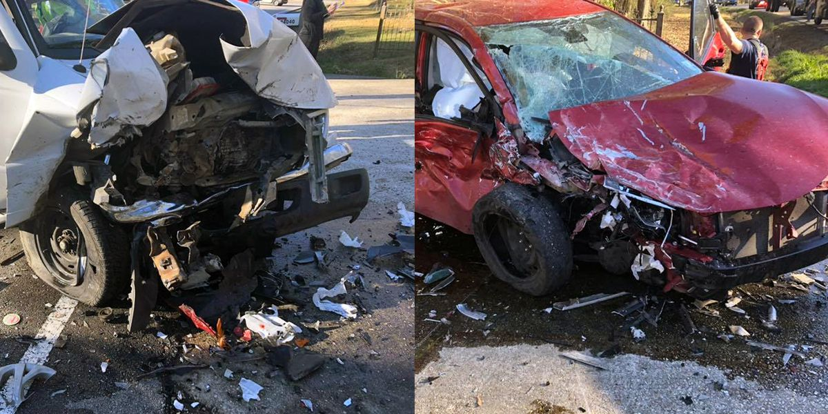 Emergency crews respond to serious wreck on Greenwell Springs Road in Central; 1 injured