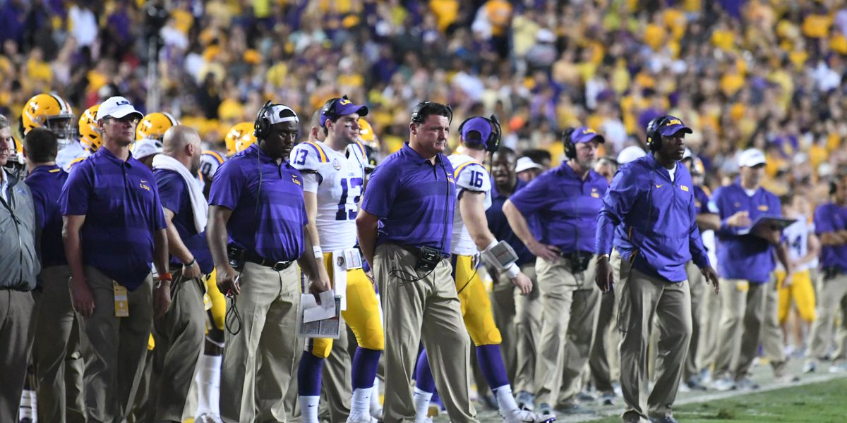 SEC Standings: A lot on the line when LSU and Georgia meet in Tiger Stadium