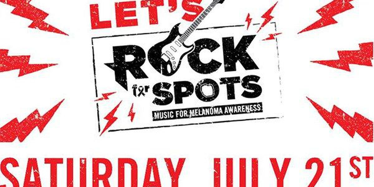 Doctors to 'Rock for Spots' at Music for Melanoma Awareness event