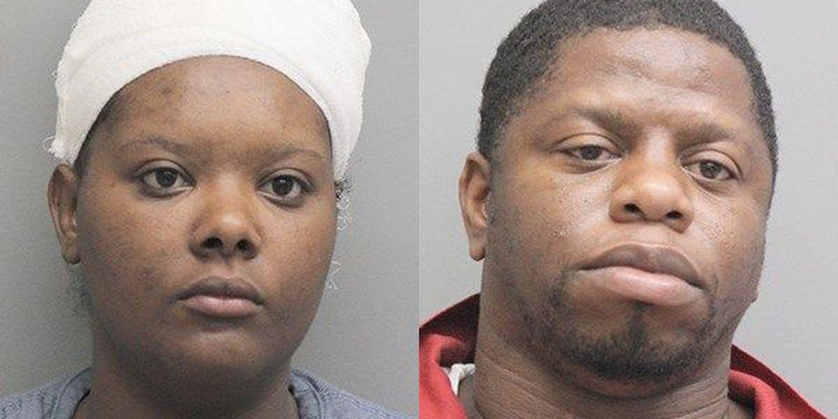 Police: Fight between exes interrupts Easter egg hunt, both arrested