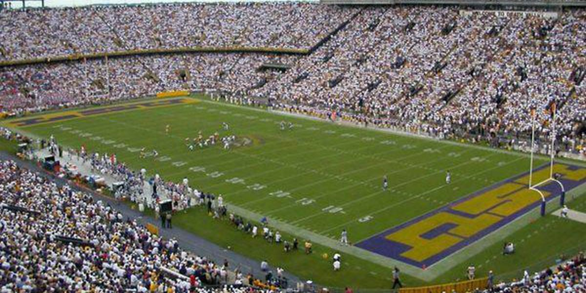LSU Gameday: Times of Interest