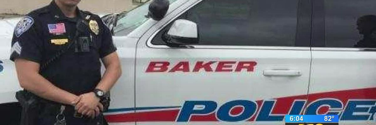 Baker officer reinstated after appeal; will resign after one day
