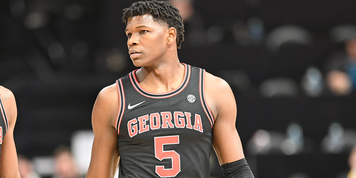 Timberwolves Select Georgia G Anthony Edwards With No 1 Overall Pick In 2020 Nba Draft