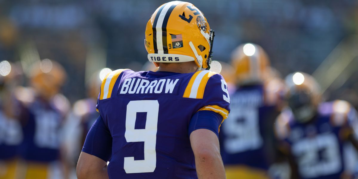 LSU's offensive line looks to keep Burrow 'clean' against Florida's speedy defensive front
