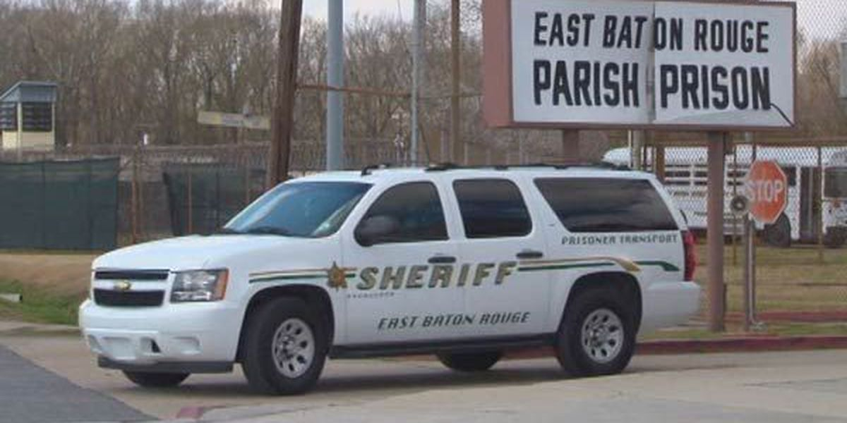 EBRSO: Inmate accused of strangling his cell mate to death with blanket