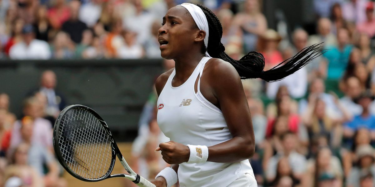 "Cori ""Coco"" Gauff's Wimbledon run comes to an end"