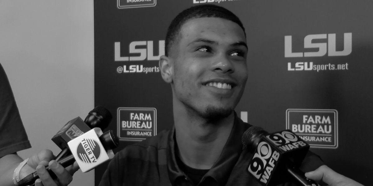Community says goodbye to slain LSU basketball player Wayde Sims
