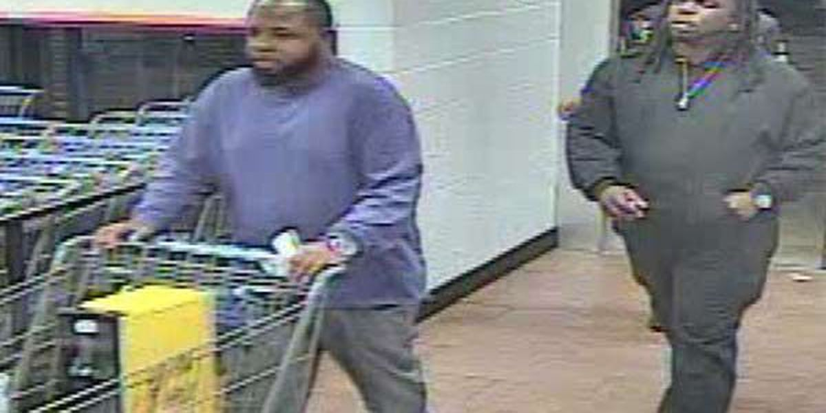 EBRSO looking for suspects who spent $1,100 in fake money at Baton Rouge Wal-Mart