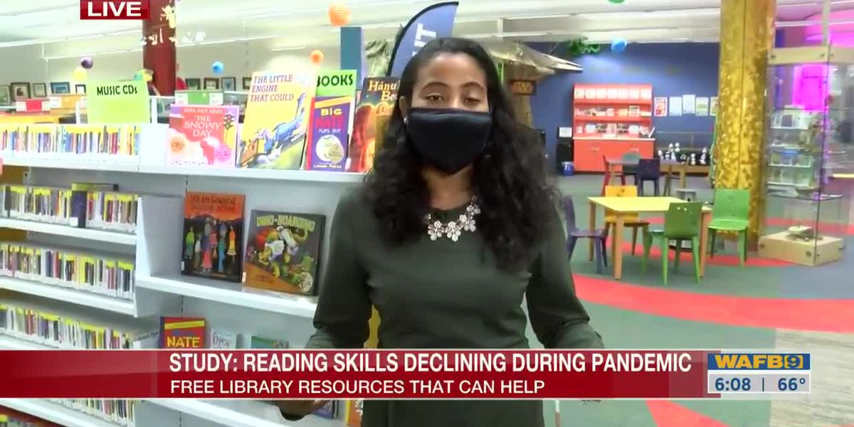 EBR Library has reading tips, resources for students