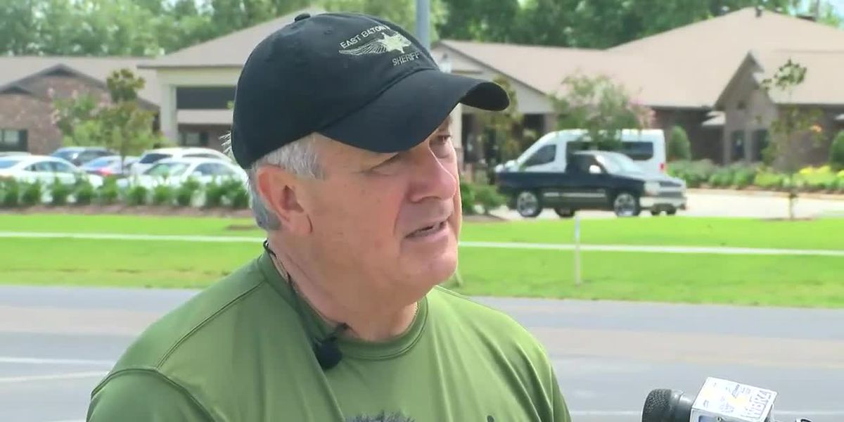EBR Sheriff holds press conference about deputy-involved shooting