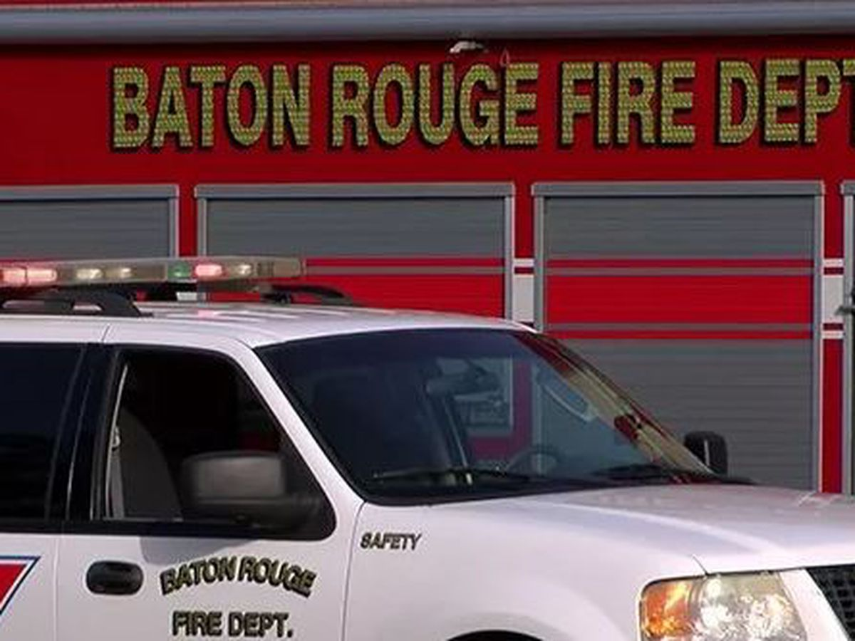 BRFD investigates arson at vacant house