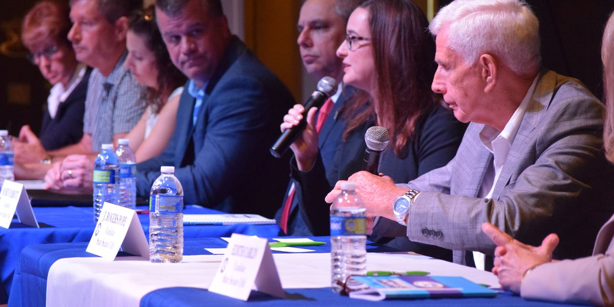 Livingston Chamber of Commerce hosts candidate forum in Walker
