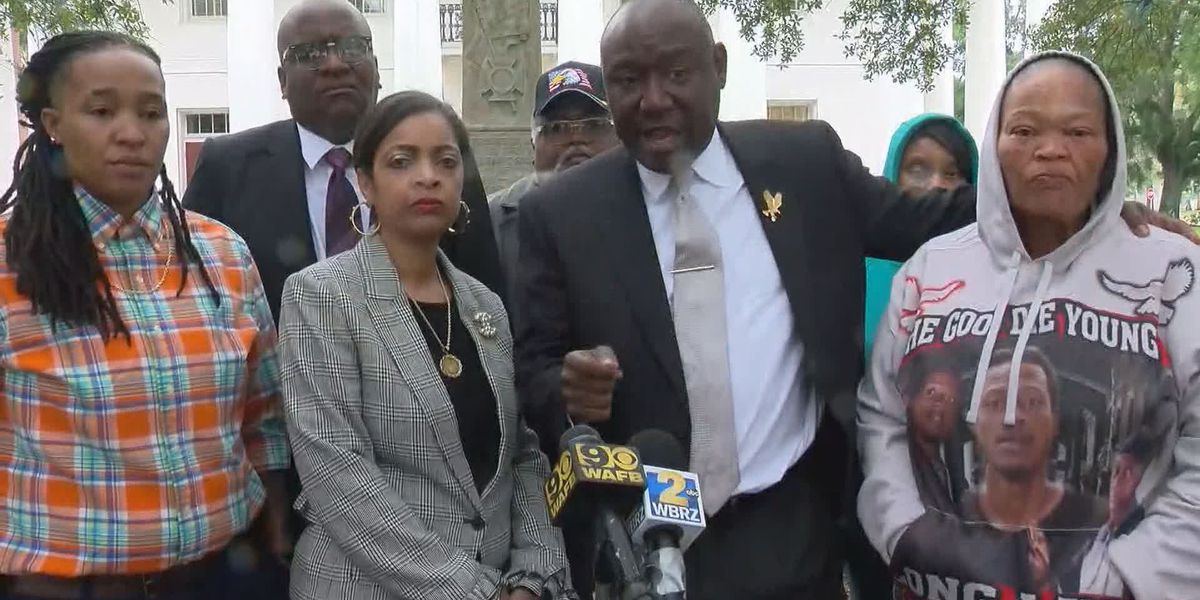 Christopher Whitfield attorney continues calls for justice after accidental shooting death by EFSO deputy