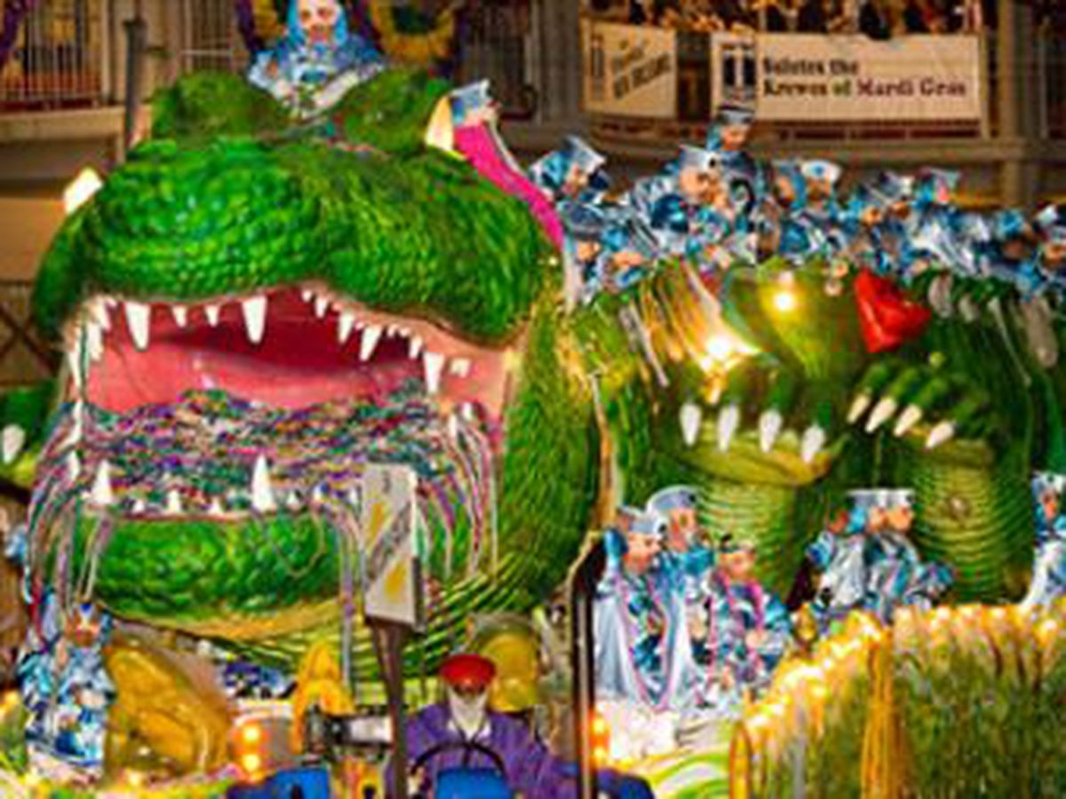 Krewe of Bacchus announces virtual 2021 Mardi Gras plans
