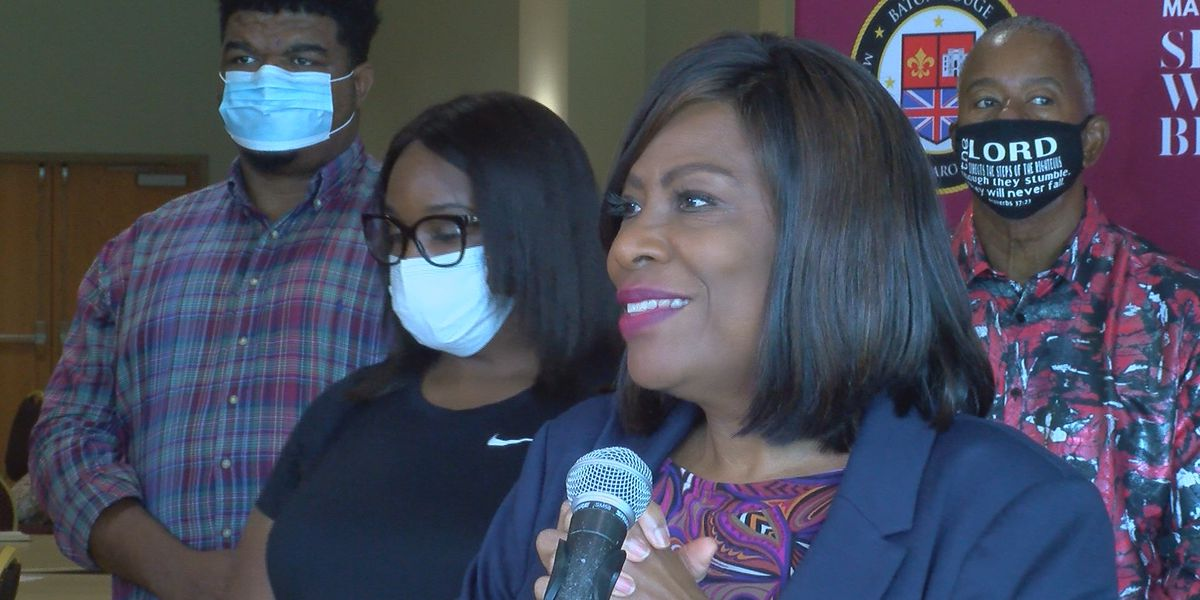 Mayor Broome announces new public safety initiative
