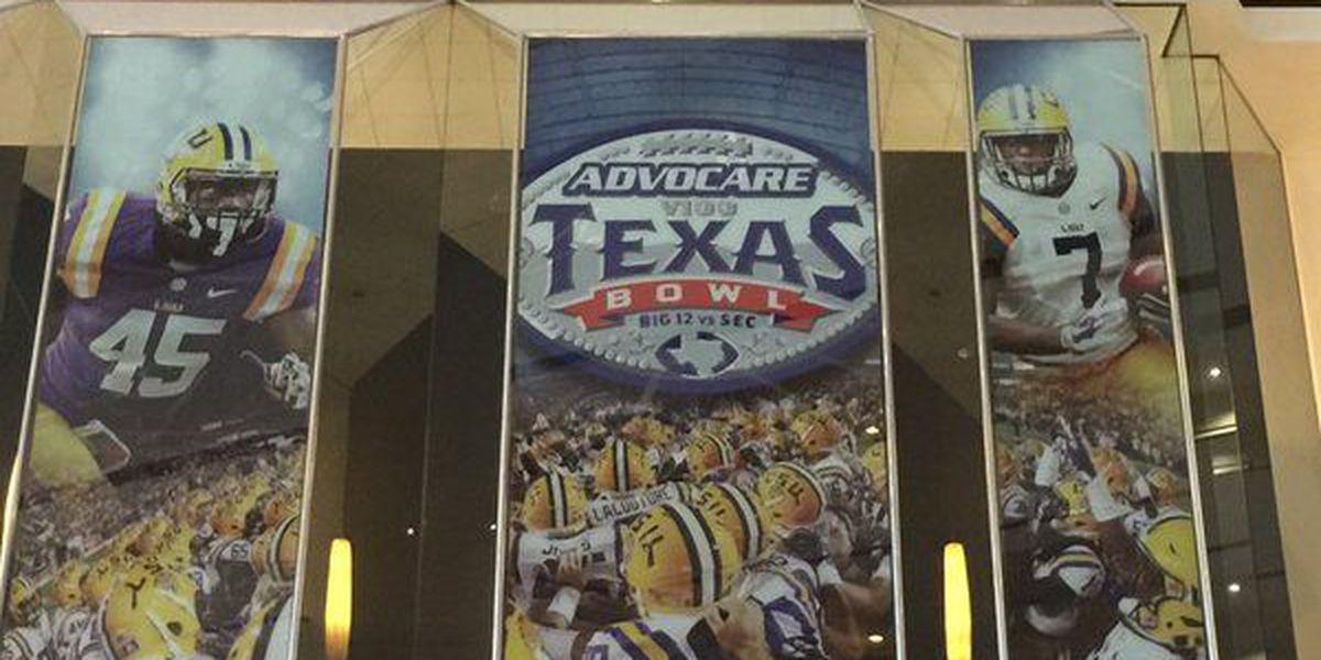 Texas Bowl notes: LSU Tigers