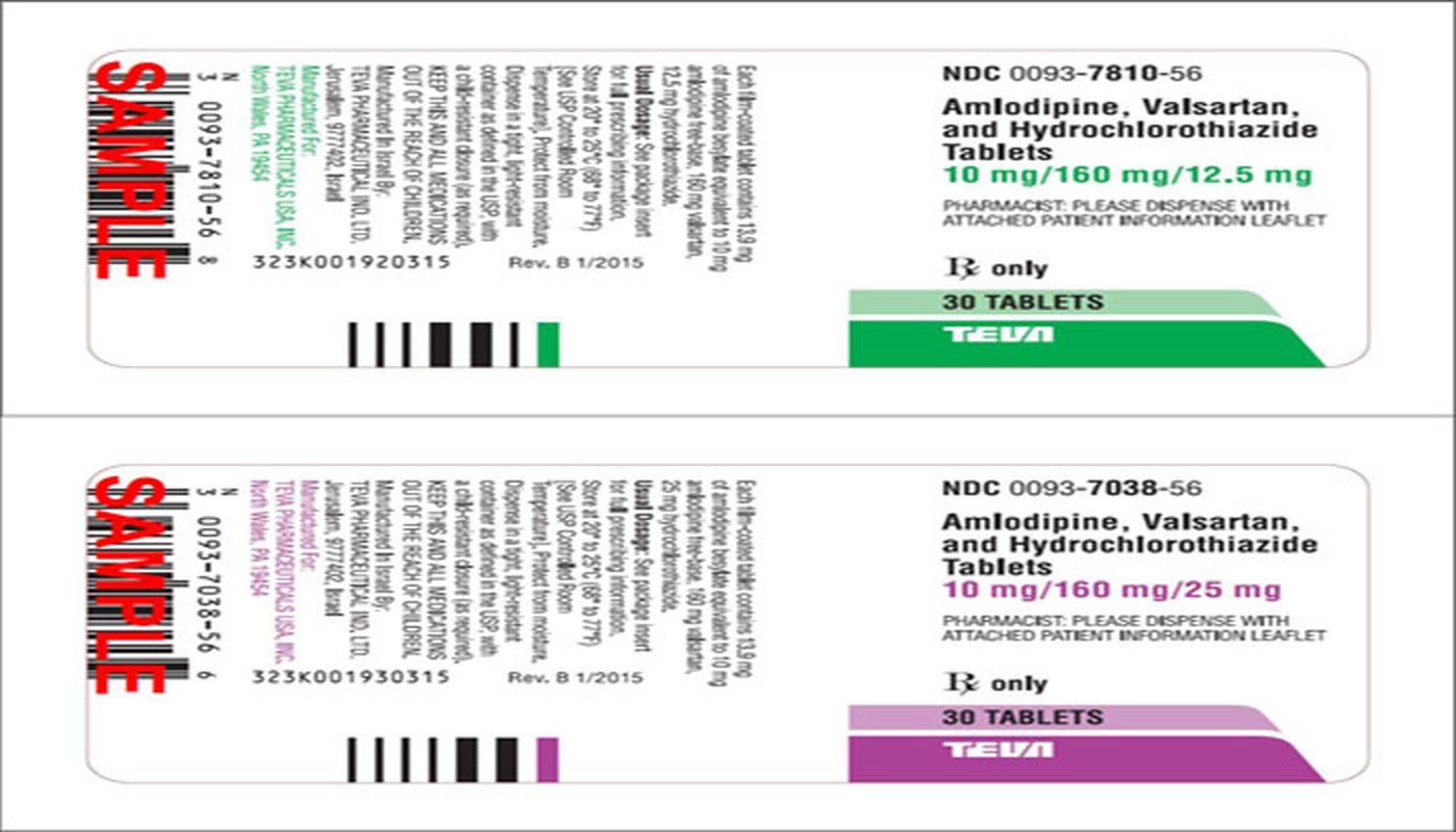 Two new products affected by blood pressure drug recall