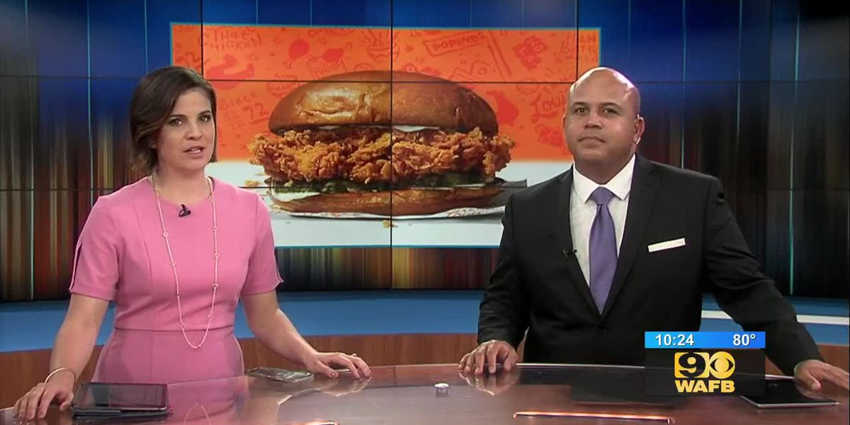 Popeyes sold out of new chicken sandwiches nationwide