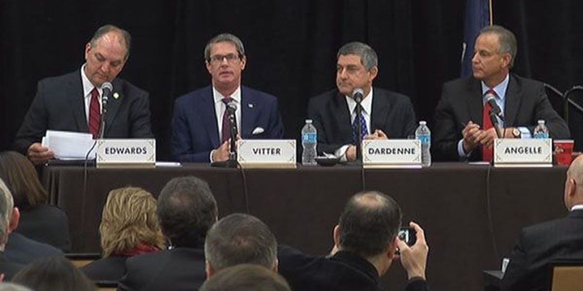 Candidates for Governor to attend forum Friday night