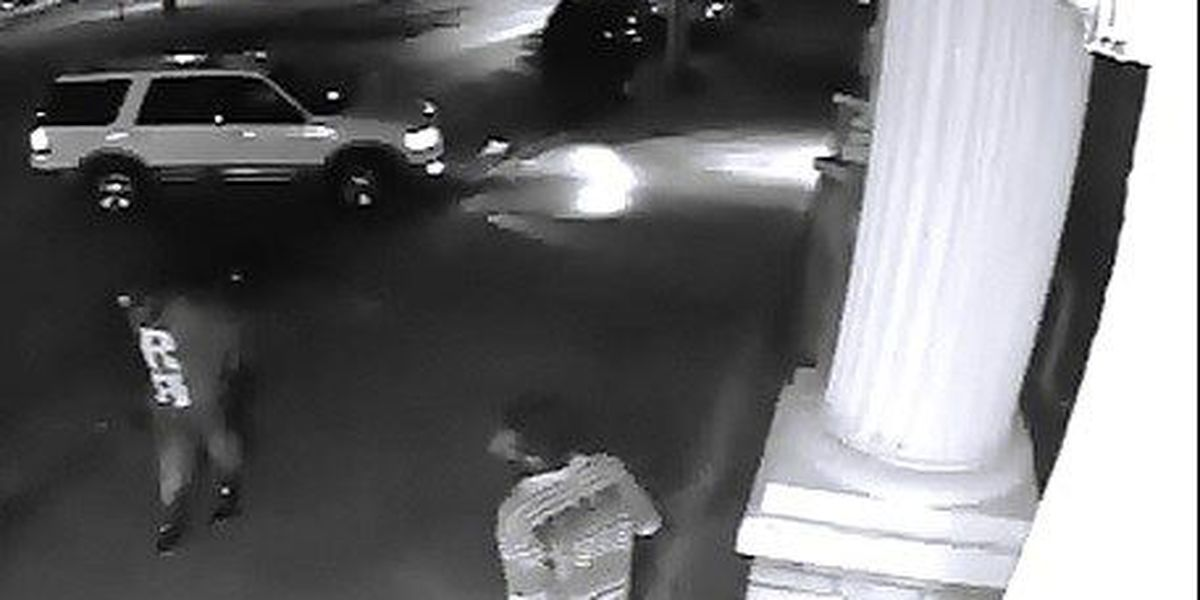 Suspects wanted for a shooting a N.O. police officer