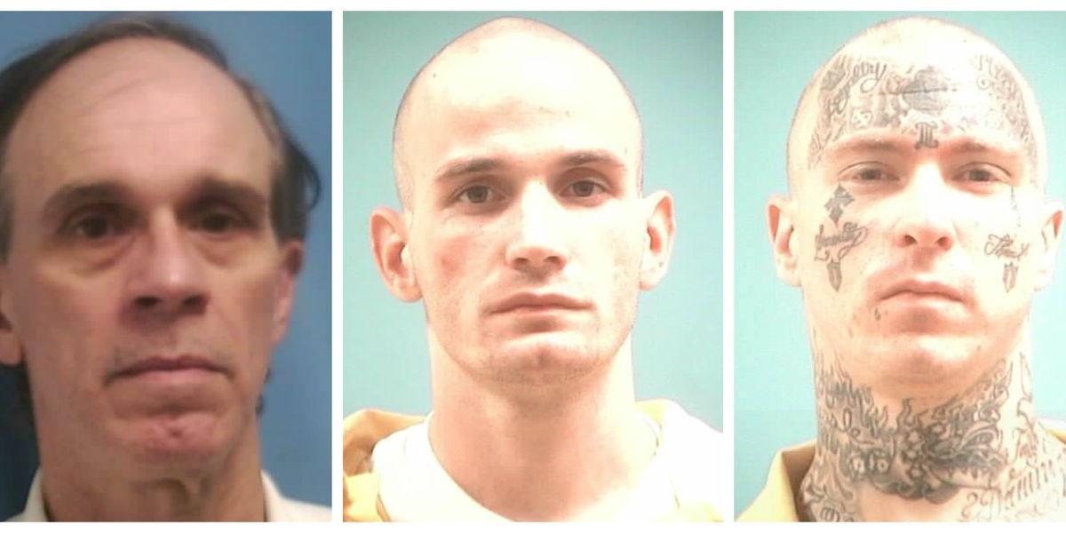 Lockdown extended statewide as search for escaped inmates continues