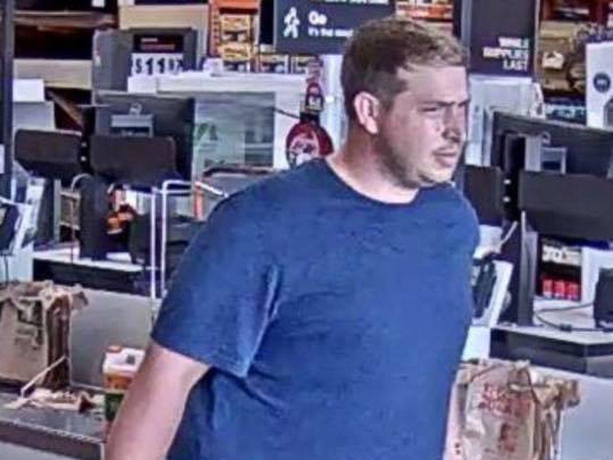 Man accused of stealing tool kit Denham Springs Home Depot