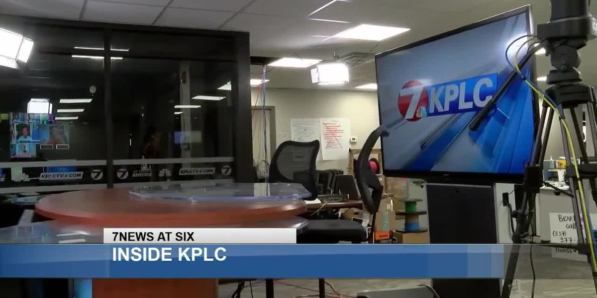 KPLC ready for first broadcast from Lake Charles station since Laura