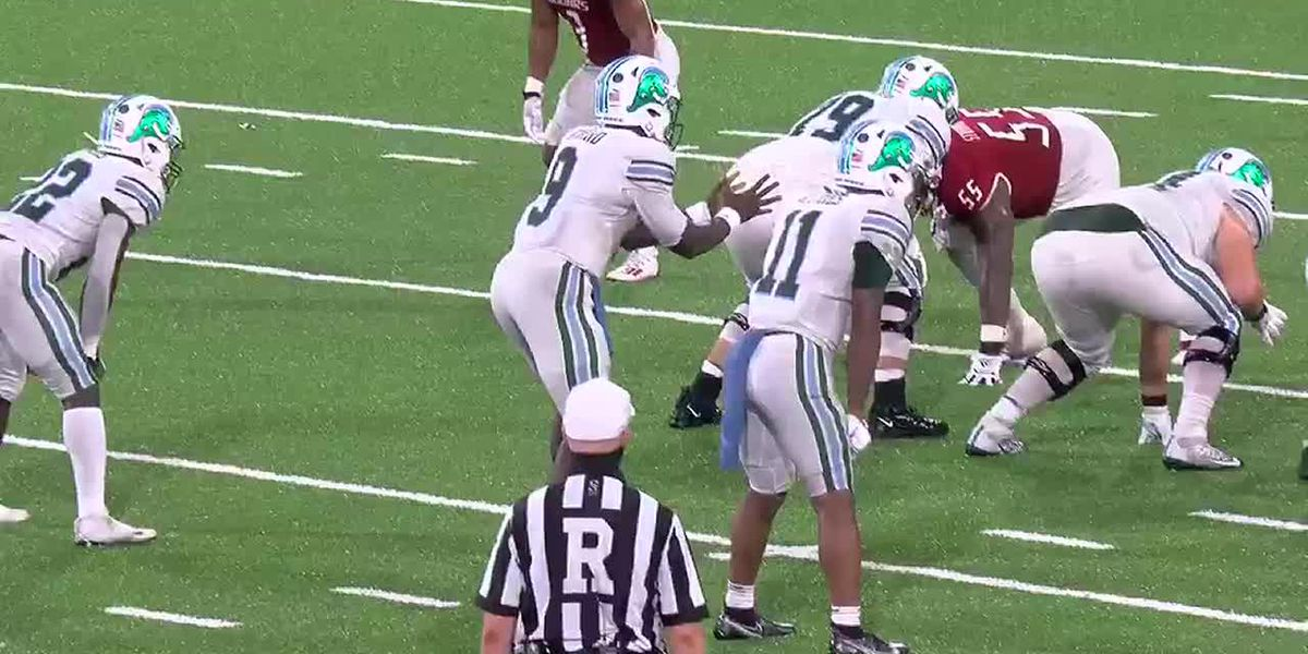 Tulane scores 21 unanswered points to beat South Alabama, 27-24