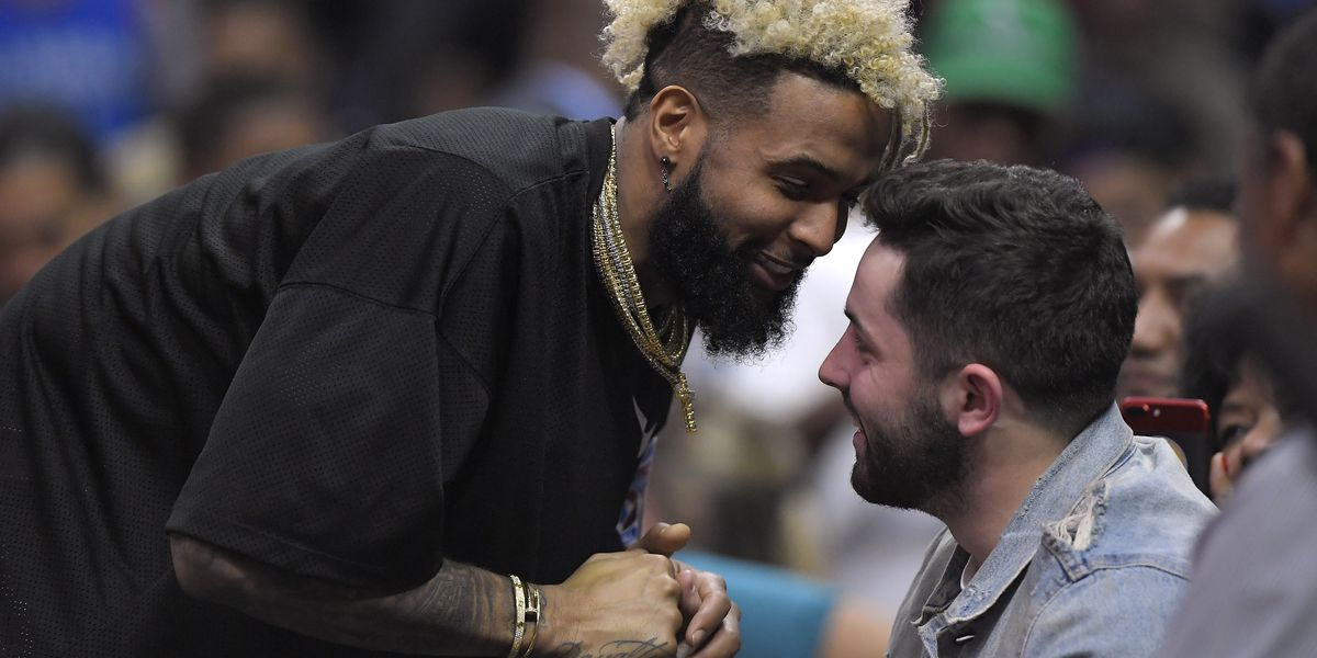 Ohio bar plans Super Bowl party after Cleveland Browns acquire Odell Beckham Jr.