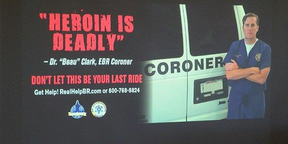 Heroin epidemic continues to plague Baton Rouge:Nationalawarenessweek