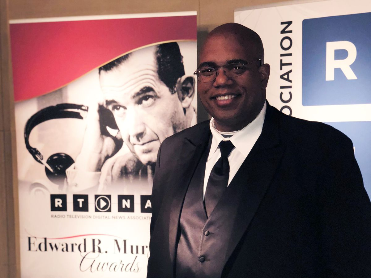 WAFB photojournalist wins prestigious national Edward R. Murrow award