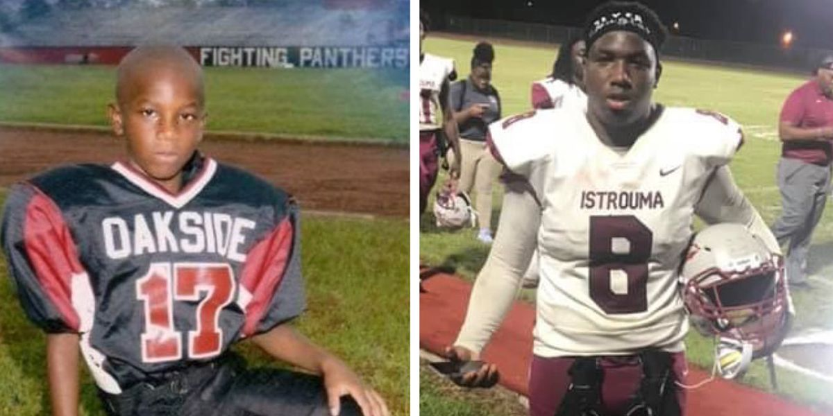 17-year-old budding Istrouma football star dies in shooting; mom calls for end to violence