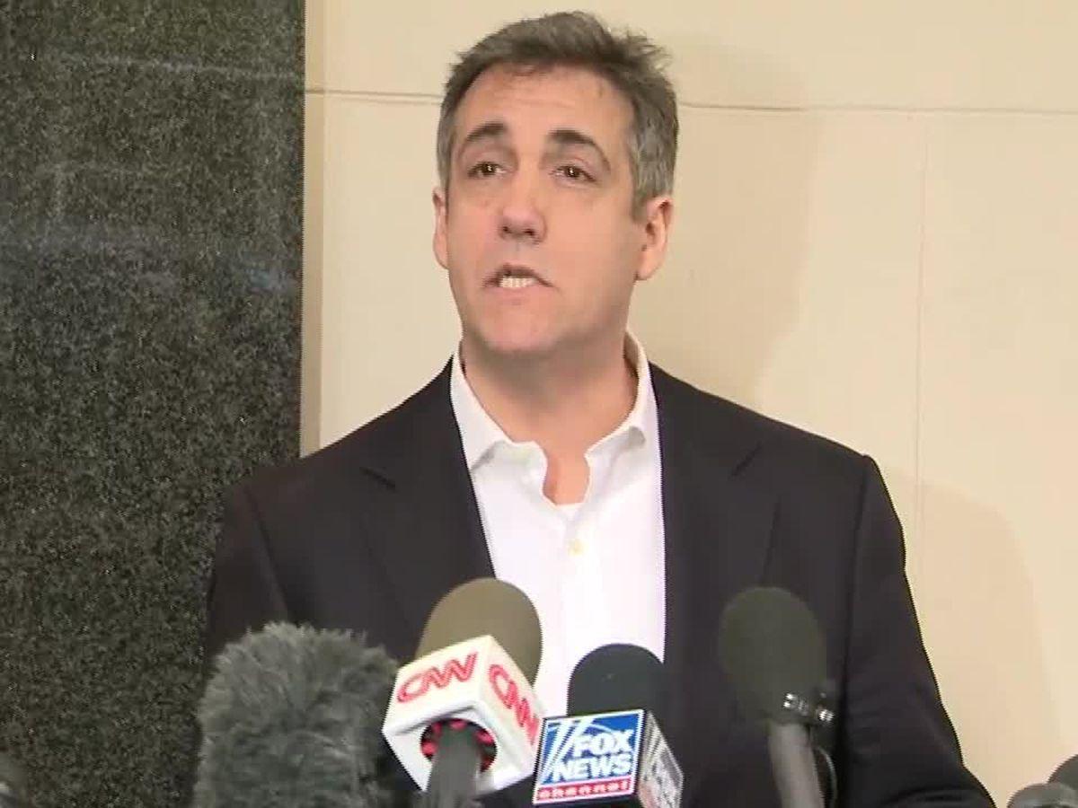 Judge: Michael Cohen campaign finance probe over
