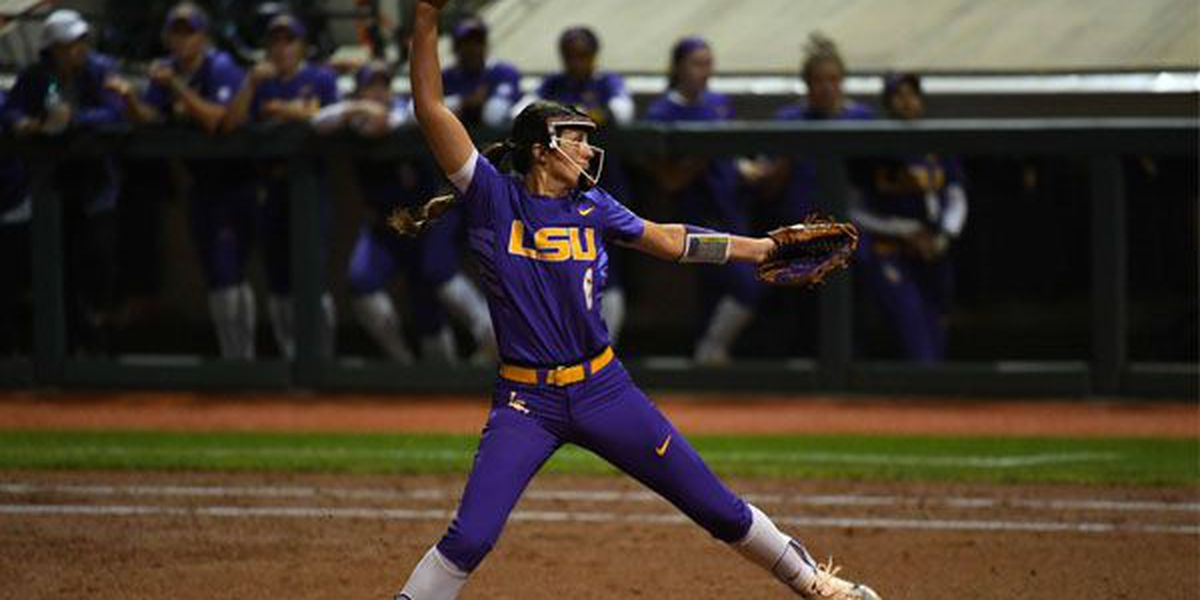 LSU softball claims series against Auburn with 3-2 walk-off win