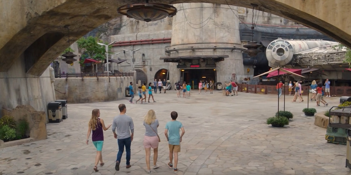 Star Wars: Rise of the Resistance attraction to debut at Disney World