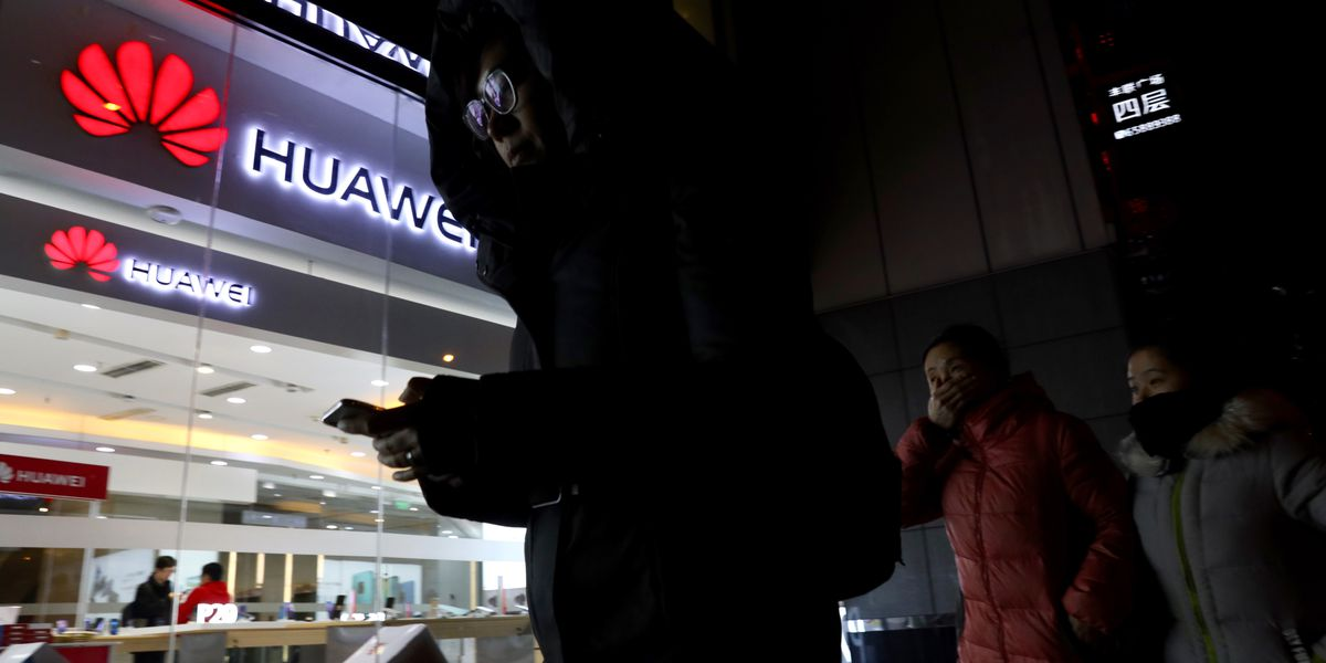 The Latest: Huawei awaits 'right conclusion' in CFO's arrest