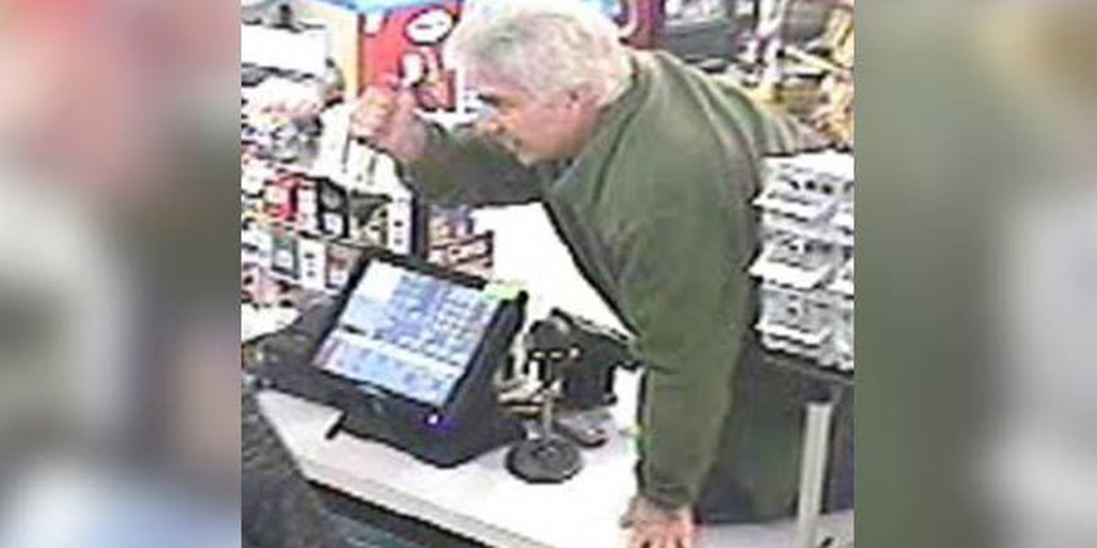 Tip leads investigators to suspected screwdriver-wielding armed robber