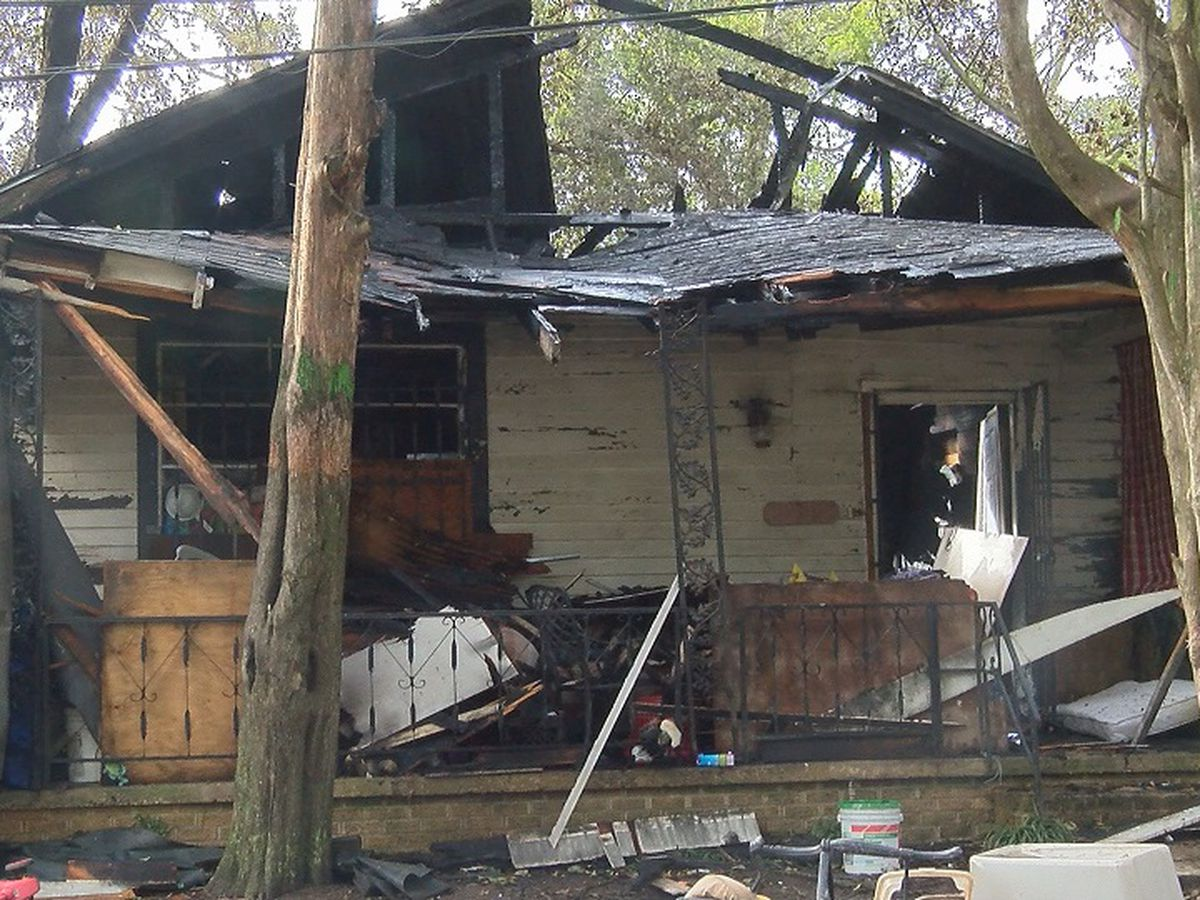 Family of six displaced after overnight fire