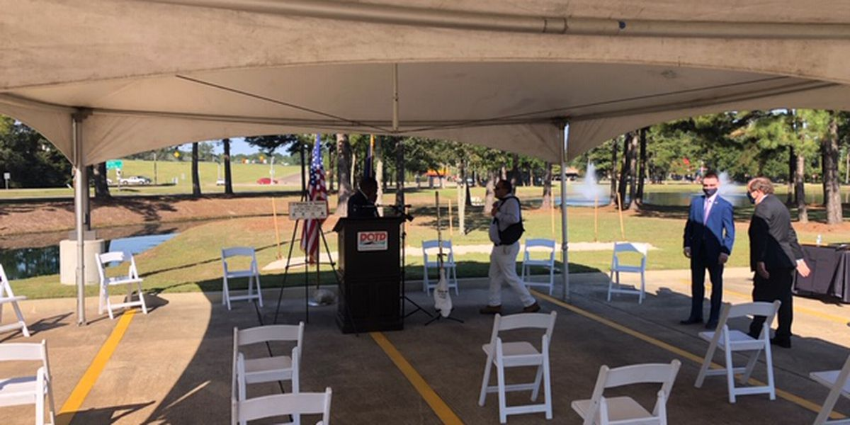 Groundbreaking held for I-12 widening project in St. Tammany Parish