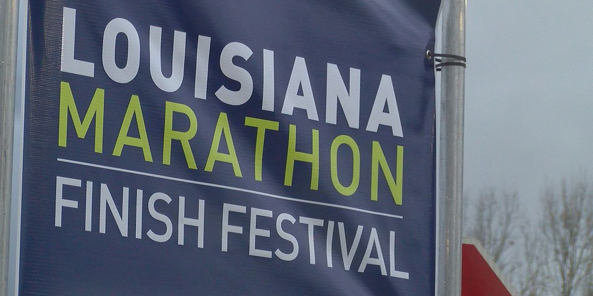 La. Marathon participants don't walk away empty handed, despite race cancellation