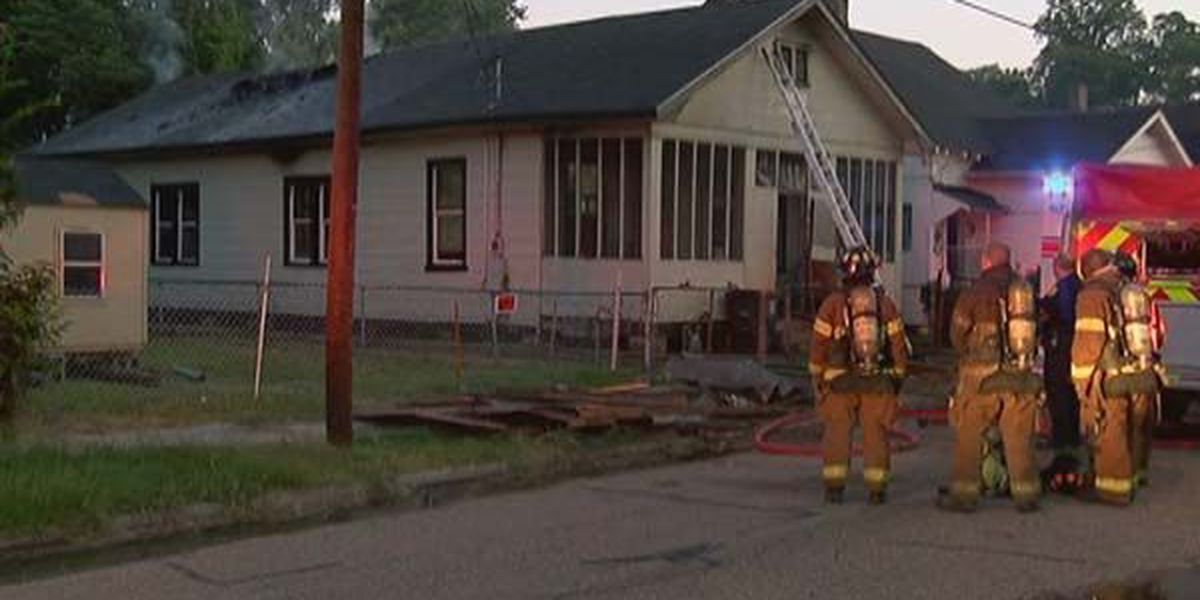 BRFD investigates fire at vacant house with electricity running to it